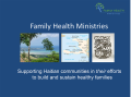 Introduction to Family Health Ministries